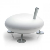 Humidificateur FRED Blanc