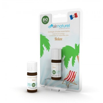 Synergie d'Huiles Essentielles Relax