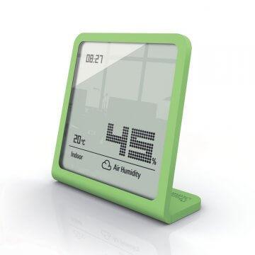 Hygromètre SELINA Lime