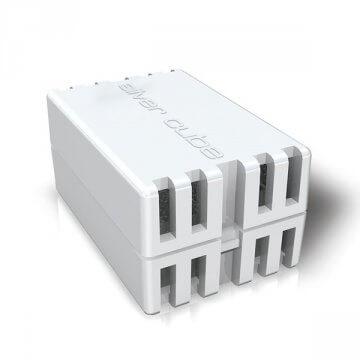 Silver Cube, pour humidificateur